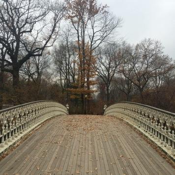 Central Park no Outono